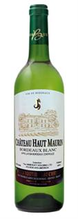 Chateau Les Maurins Bordeaux Blanc 2006 750ml - Case of 12